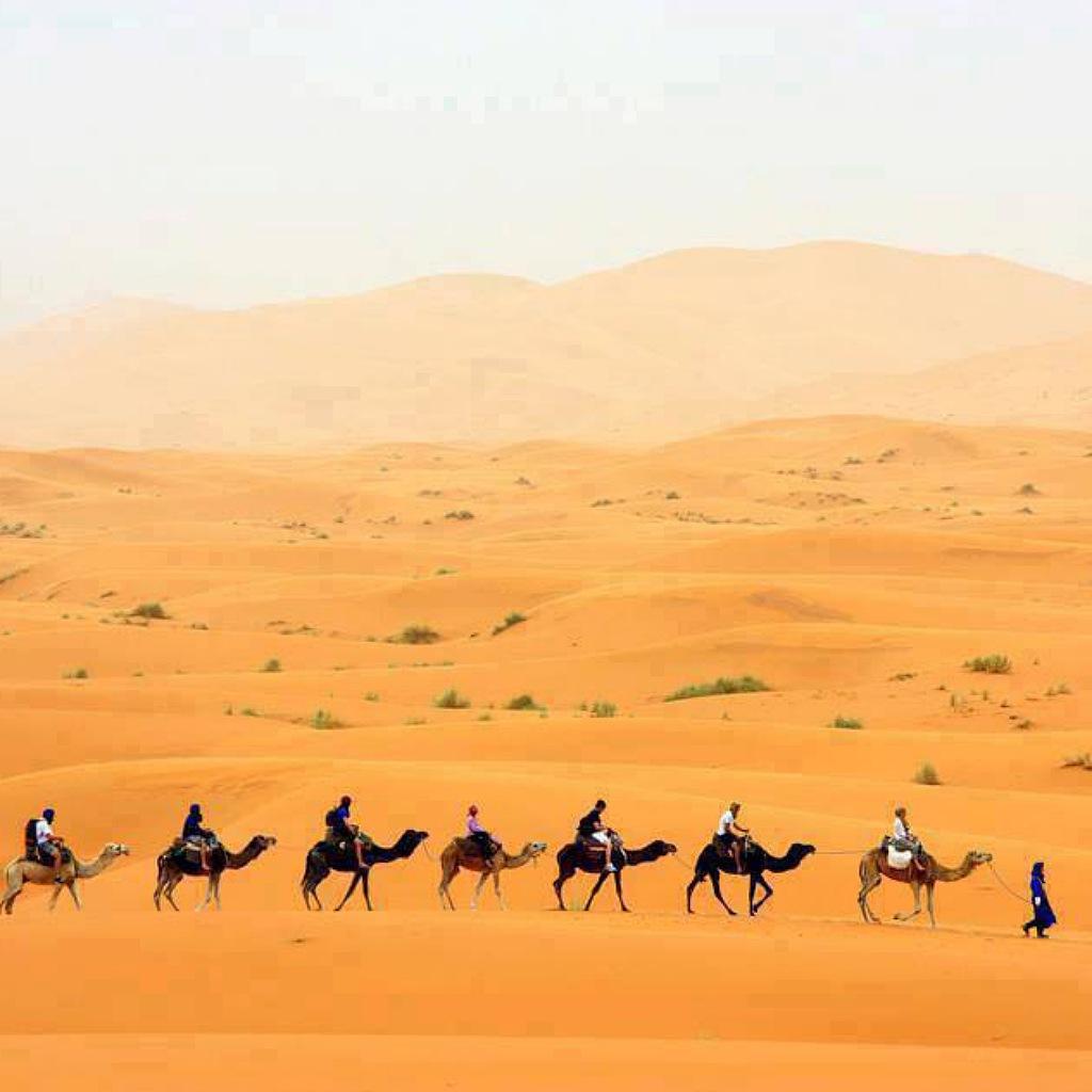 Sahara Desert Morocco Tours