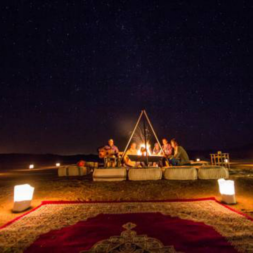 3 days Fes to Marrakech Desert Tour