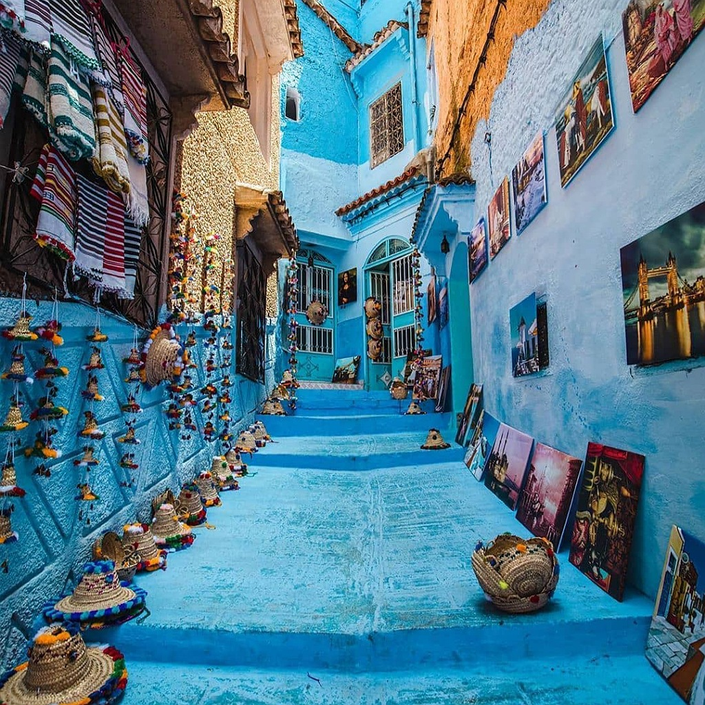 6 days tour from Tangier