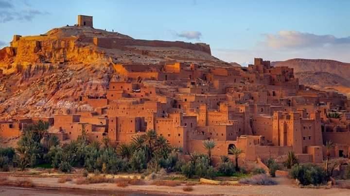 5 days desert tour from Fes