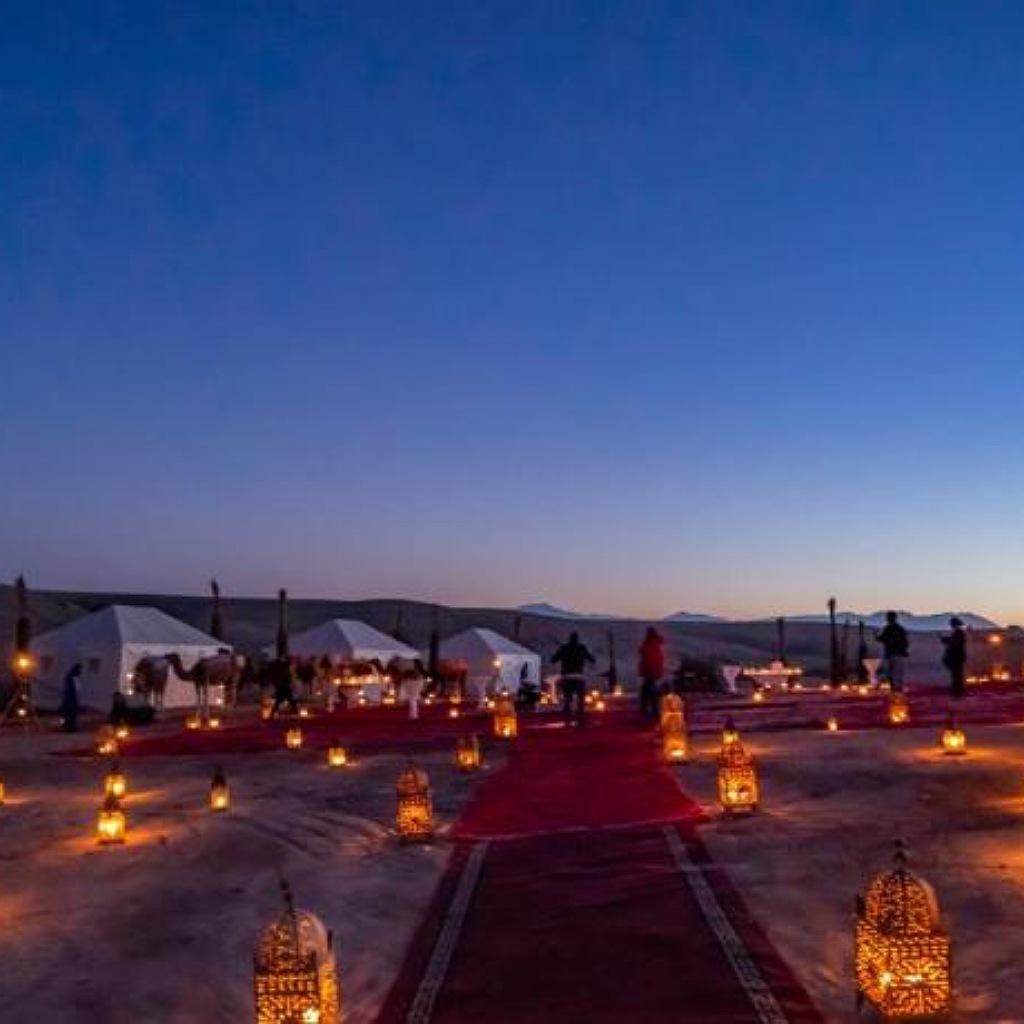 overnight in agafay desert