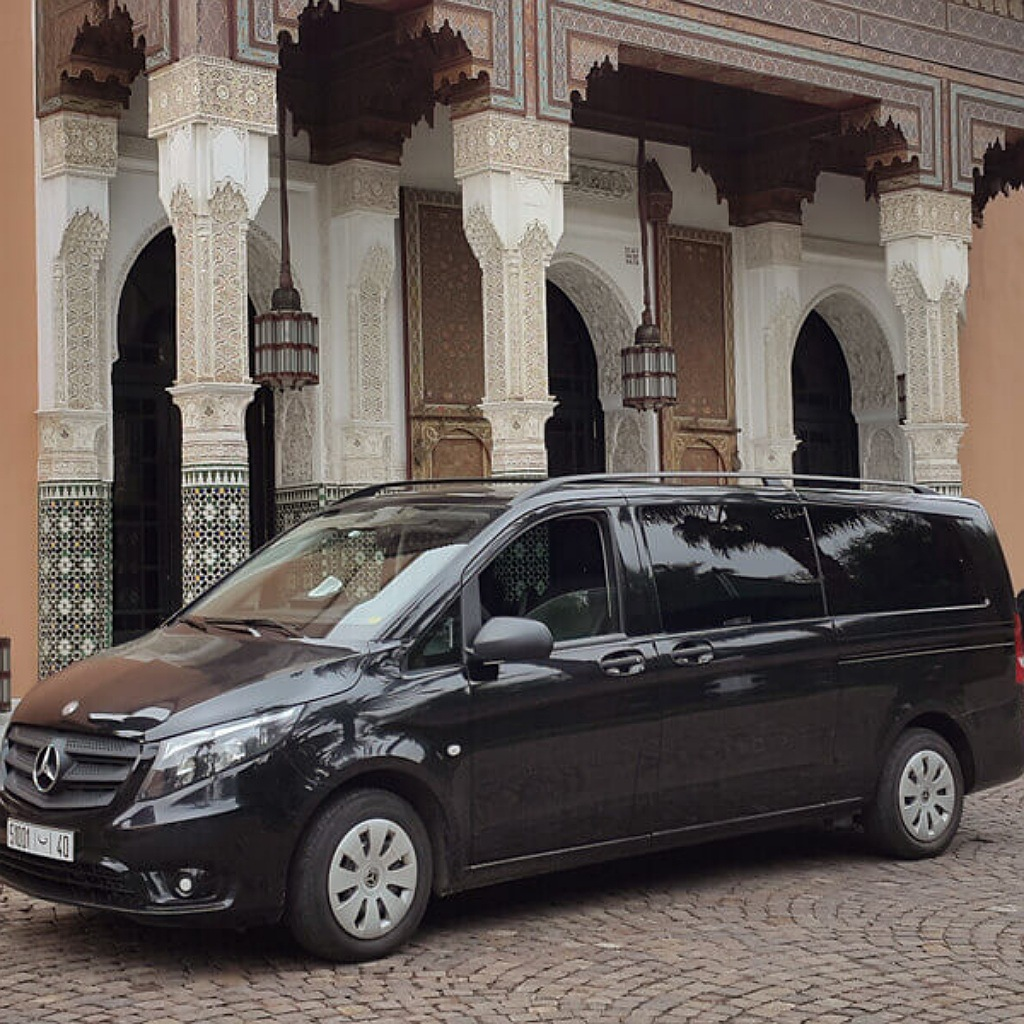 morocco luxury transport