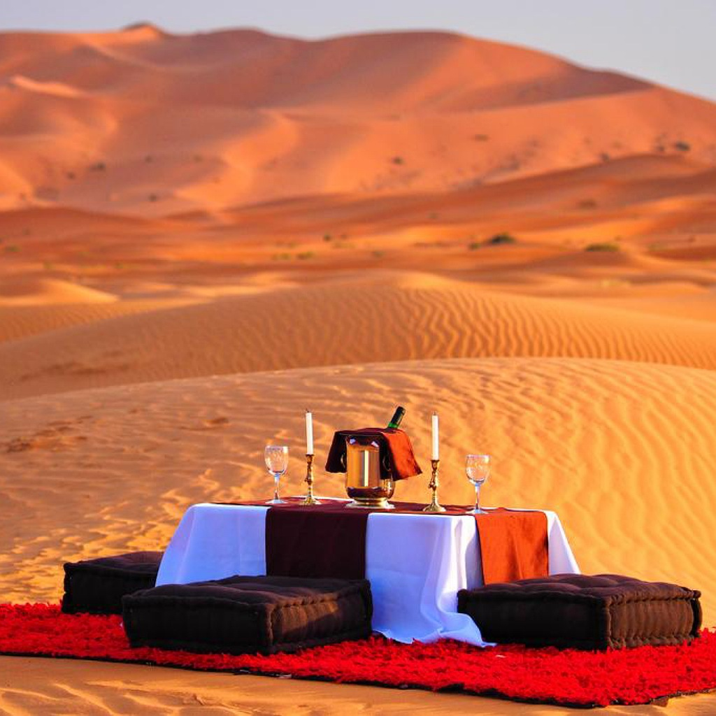 sahara desert luxury tours
